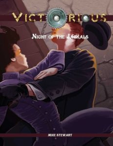 "cover image for adventure V1 ""A Night For Jackals"""