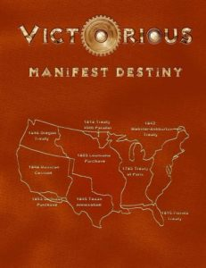 Manifest Destiny cover art