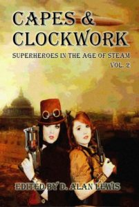 Capes & Clockwork 2 front cover