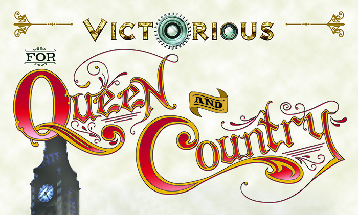 Victorious: For Queen and Country