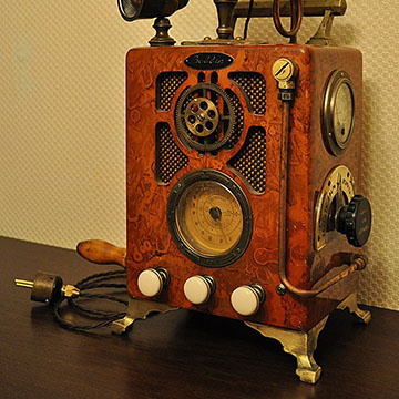 More Steampunk Podcasts