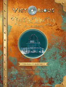 Evil in the White City, Act 1: The Articulator, by Mike Stewart and Chase Slaton