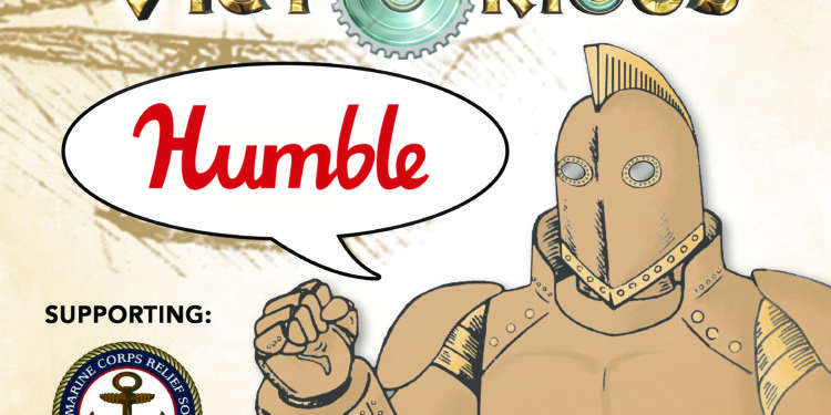 We're with Humble Bundle!